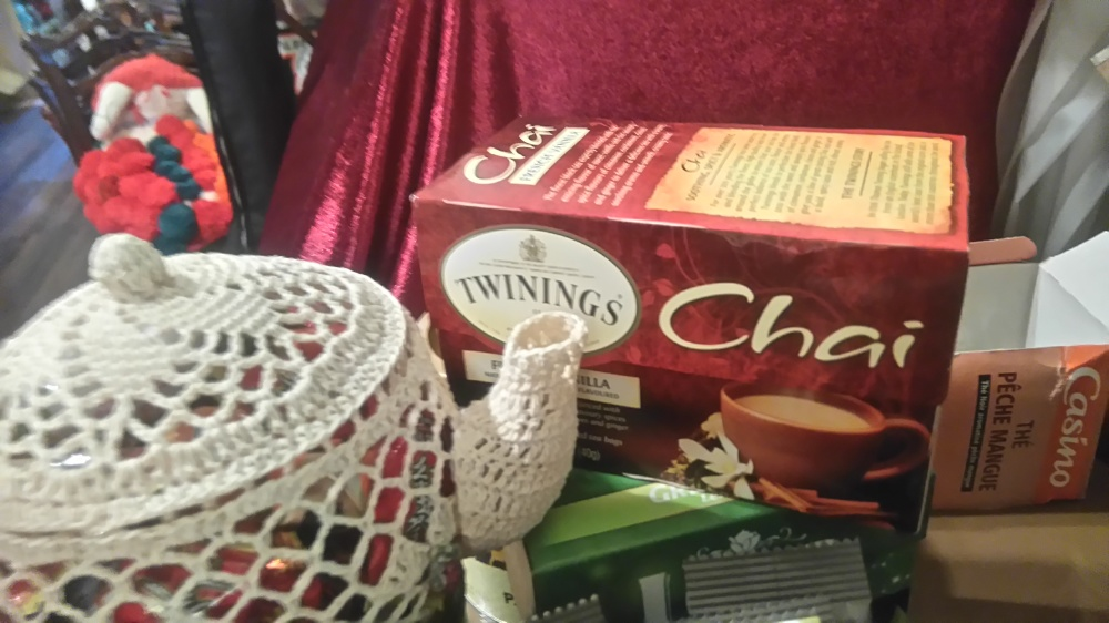 Tea For Sharing - 共享。茶跡